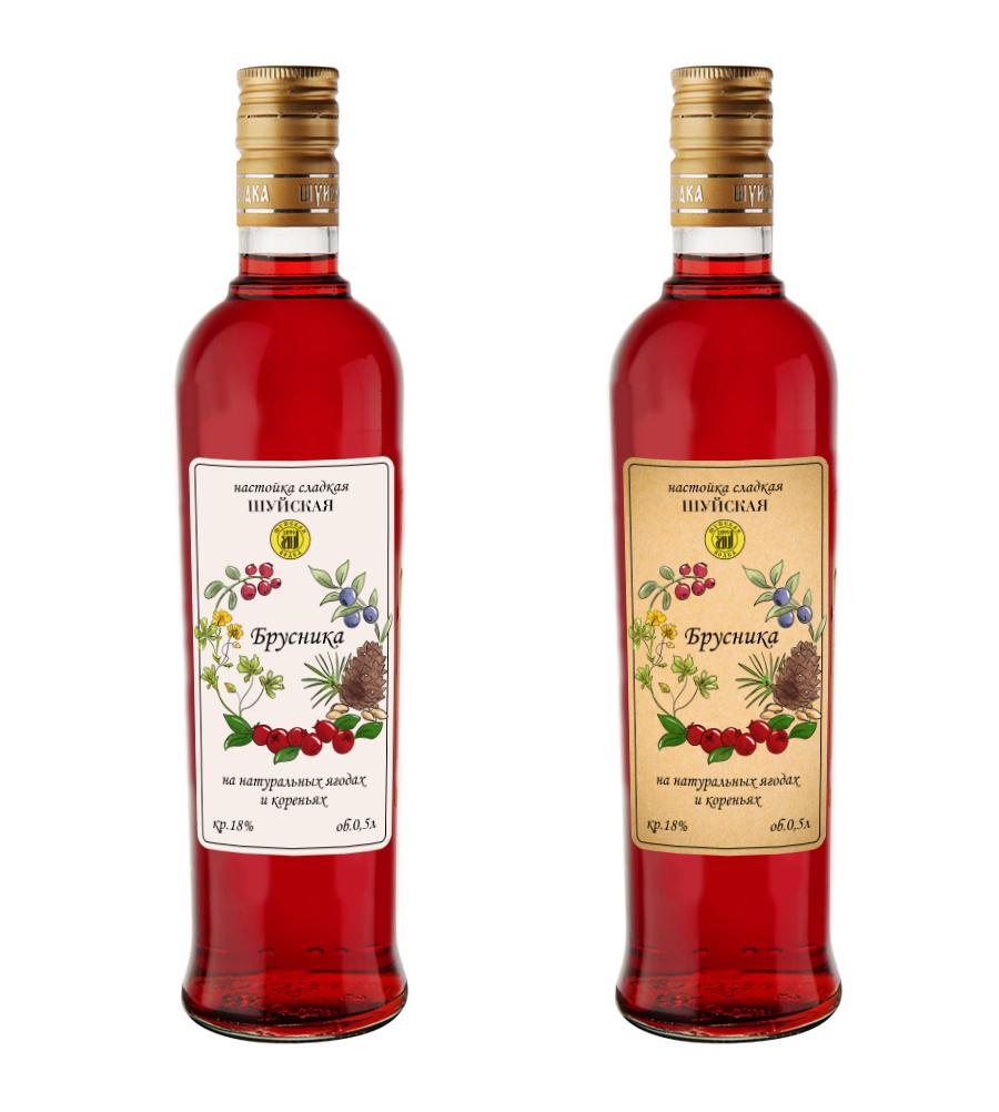 Дизайн этикетки алкогольного продукта (сладкая настойка) фото f_0145f86ef4da498f.jpg