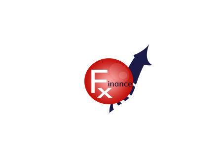 Разработка логотипа для компании FxFinance фото f_457511d16e95271e.jpg