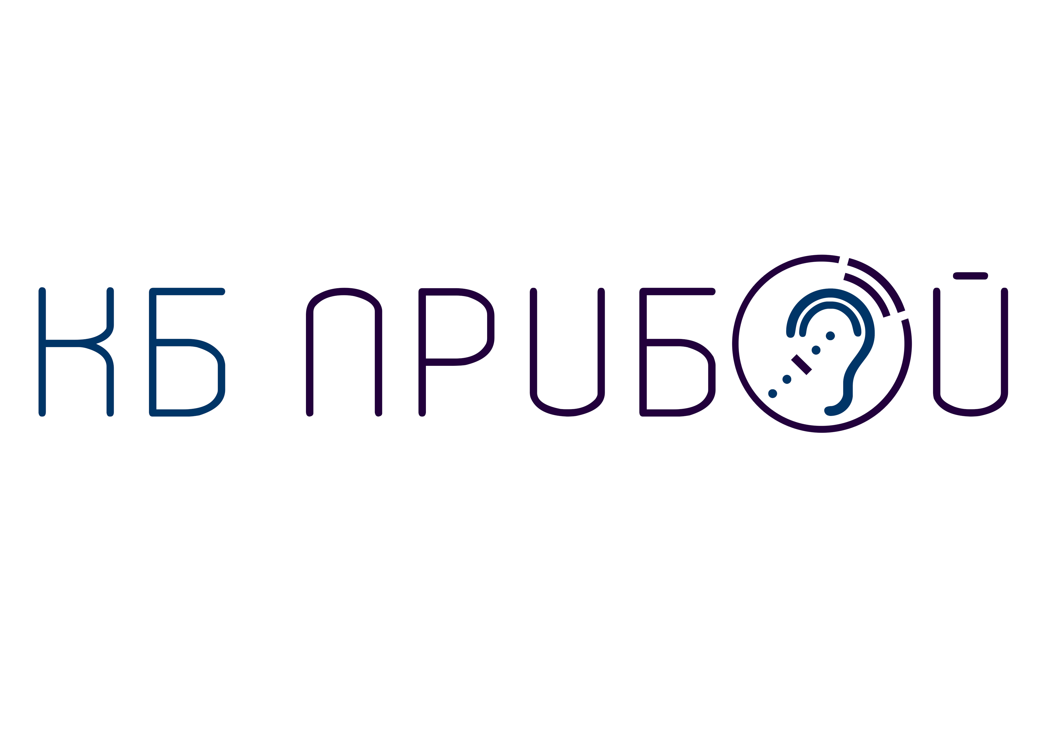Разработка логотипа и фирменного стиля для КБ Прибой фото f_5465b278a66183d3.jpg