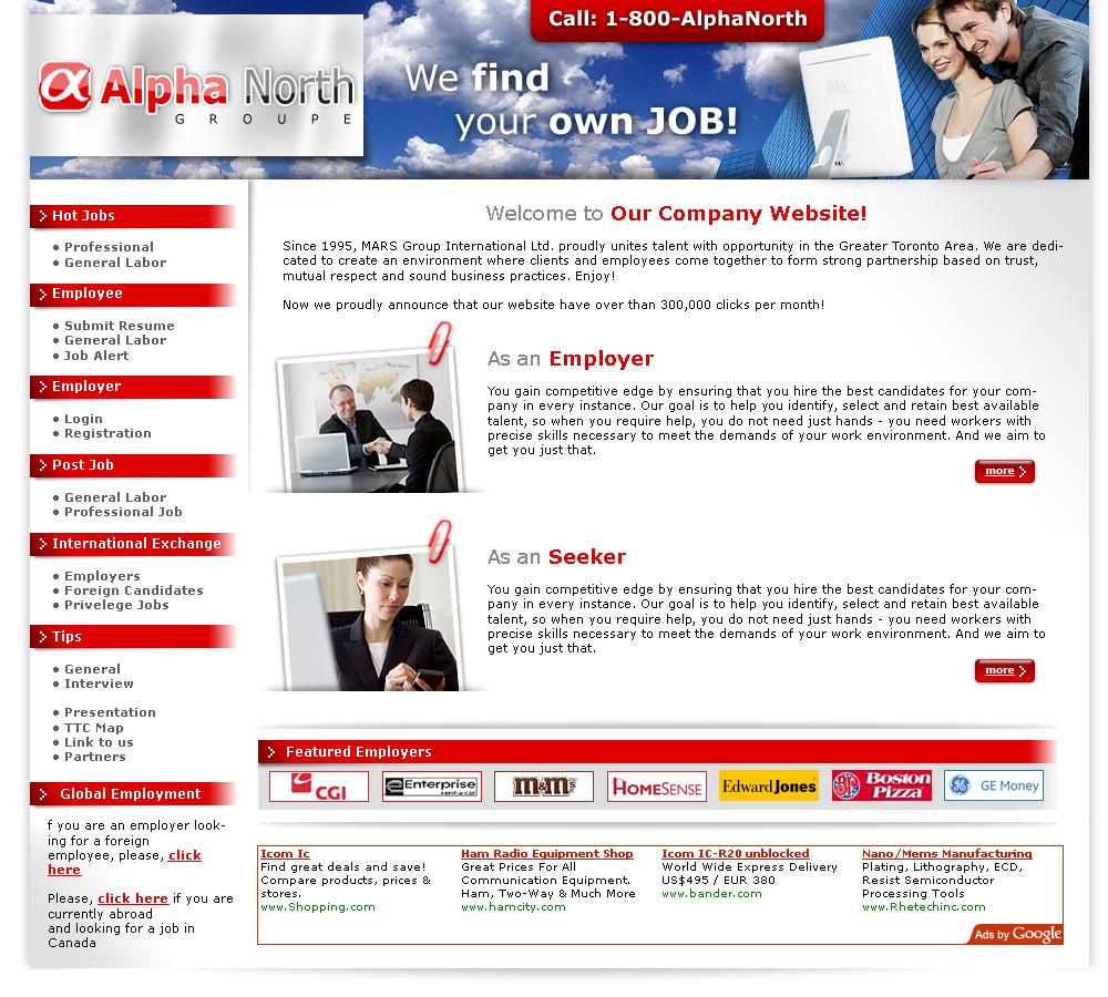 Alpha North Group