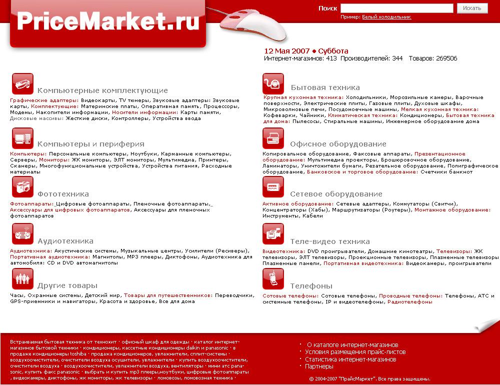 PriceMarket