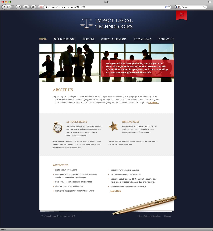 Impact Legal Technologies