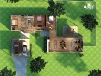 ID_SummerHouse-FloorPlan
