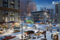 egor-goray-winterNight-NY-Intersection