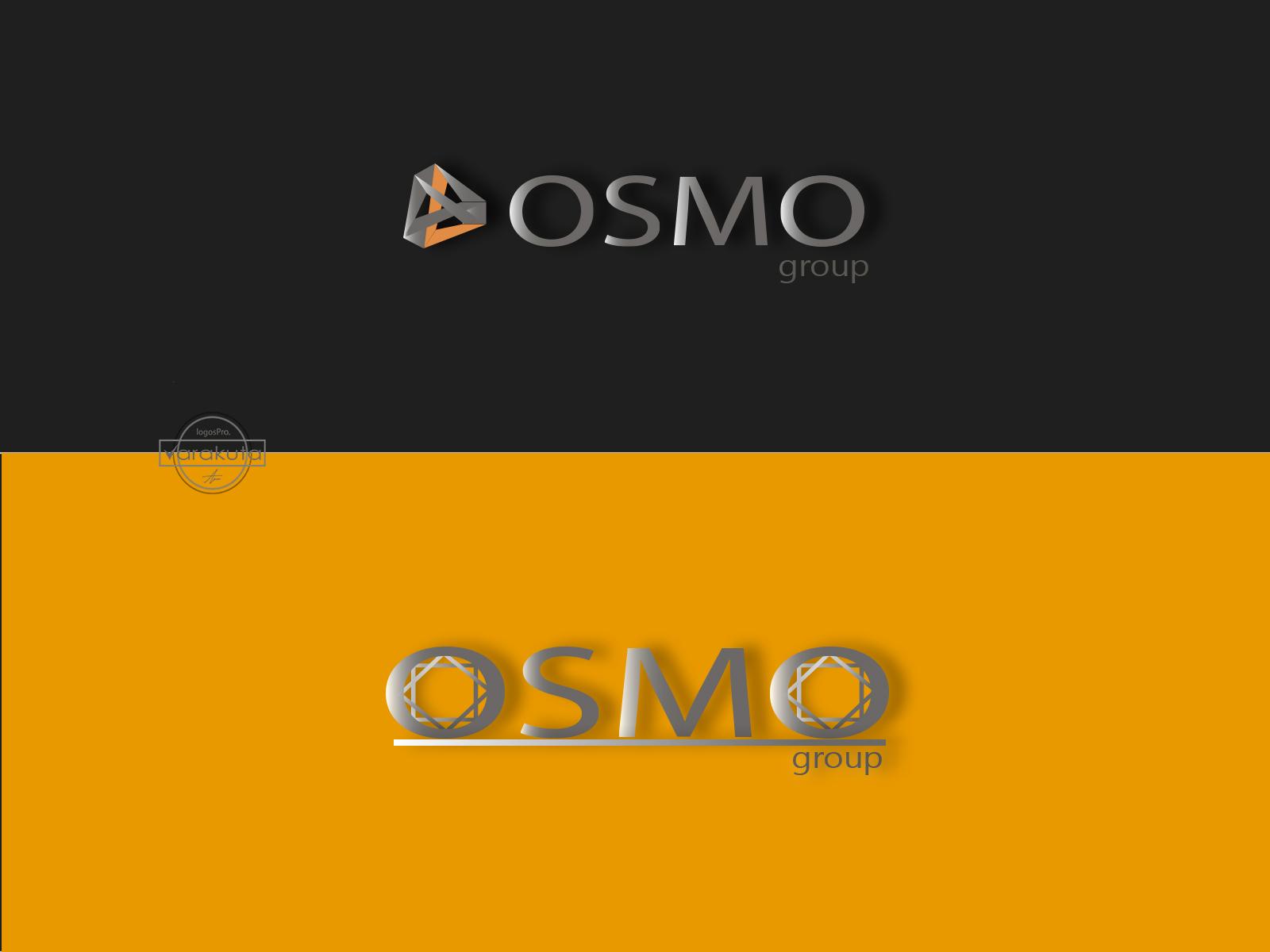 Создание логотипа для строительной компании OSMO group  фото f_95559b6b9d35383c.jpg