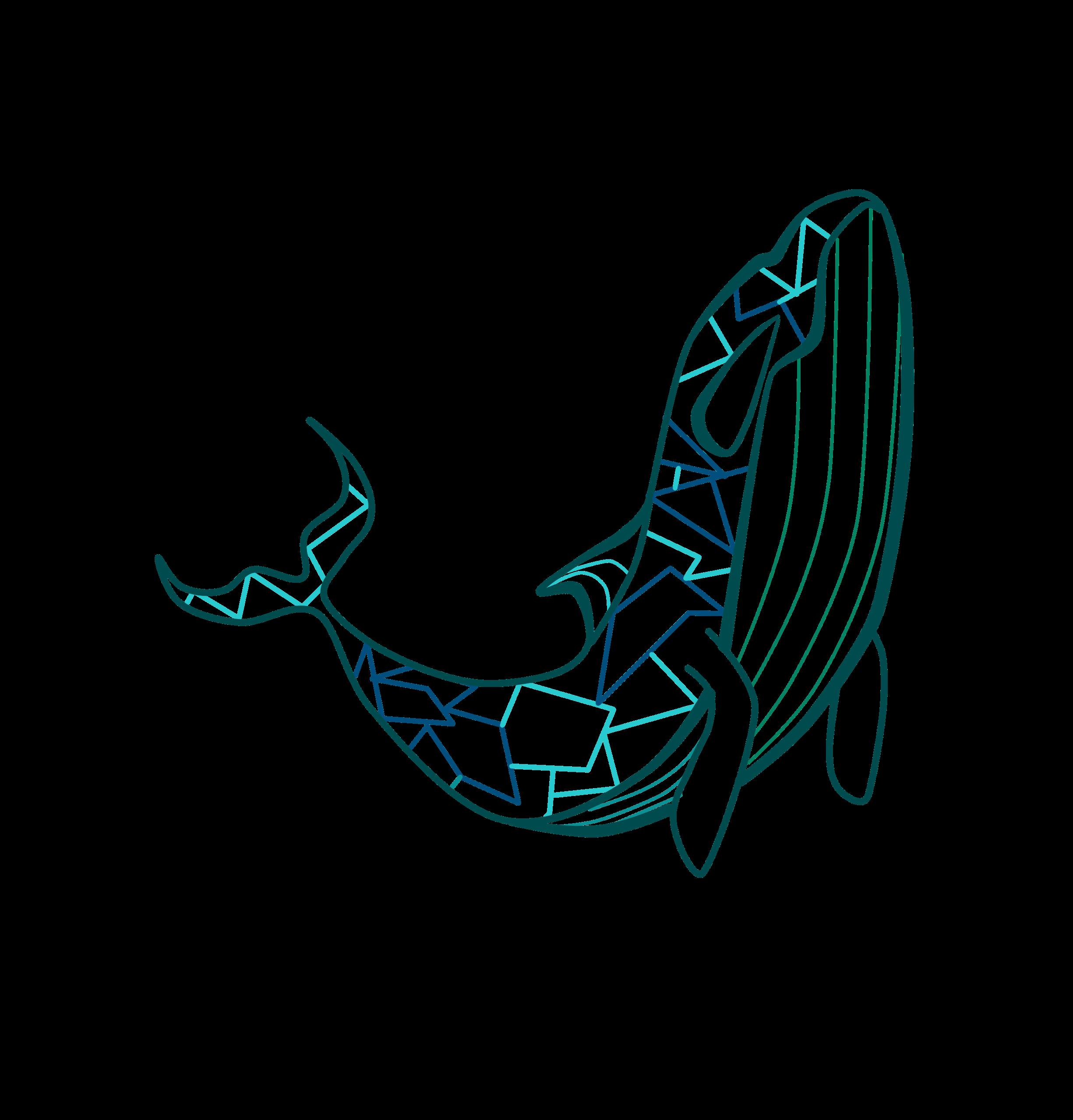 Разработка фирменного символа компании - касатки, НЕ ЛОГОТИП фото f_1765b027a5de0259.png