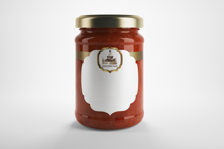 Логотип и фирменный стиль продуктов питания фото f_0915bc1e45704104.jpg