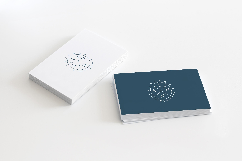 Логотип для столового серебра и посуды из серебра фото f_9745bacd5888573e.jpg