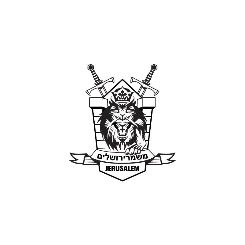 Разработка логотипа. Компания Страж Иерусалима фото f_90751f42ae4a94a8.jpg