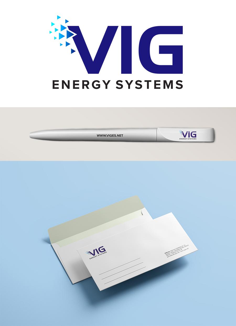 """Лого """"VIG"""""""