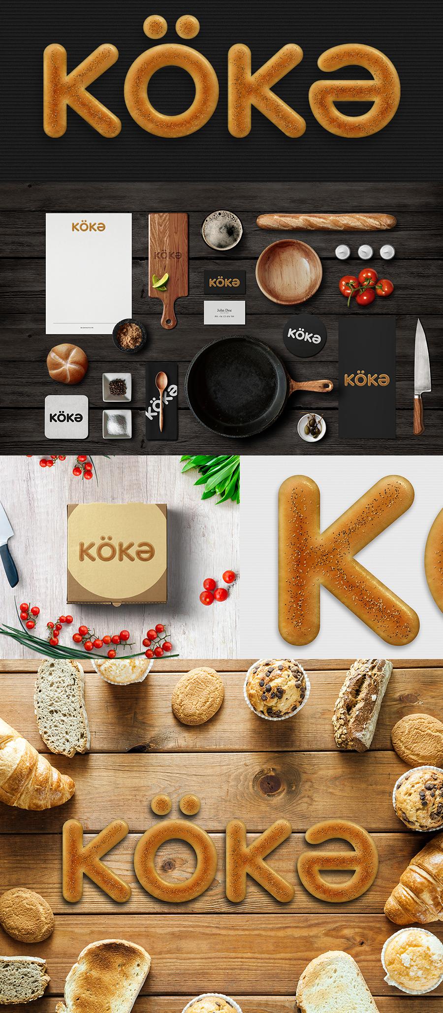 """Лого """"KOKE"""""""
