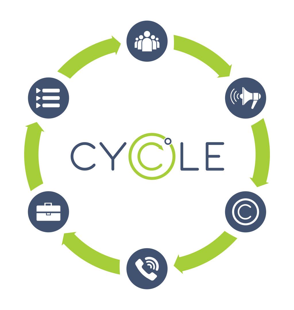 """Лого """"CYCLE"""""""