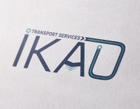 "Лого ""IKAU"" Transport services"