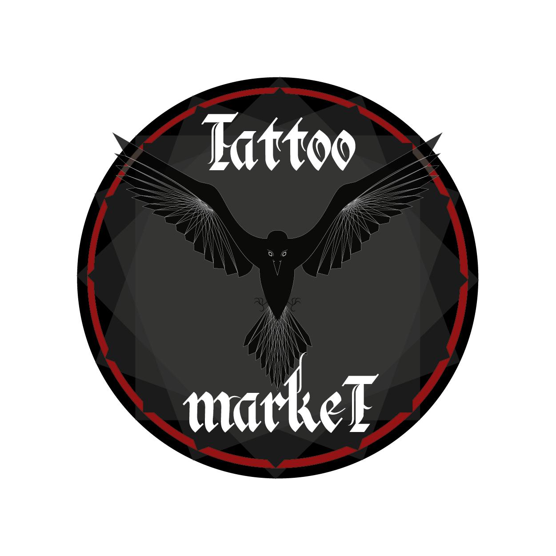 Редизайн логотипа магазина тату оборудования TattooMarket.ru фото f_0025c3c1cf805d39.png