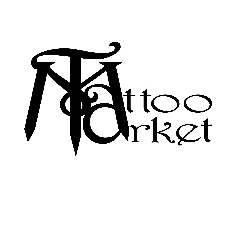 Редизайн логотипа магазина тату оборудования TattooMarket.ru фото f_7355c403057af200.png