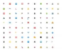 РУСА - Иконки для карты