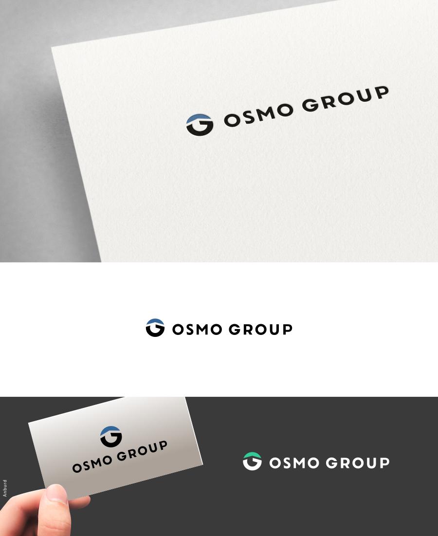 Создание логотипа для строительной компании OSMO group  фото f_36859b3d5963f84b.png