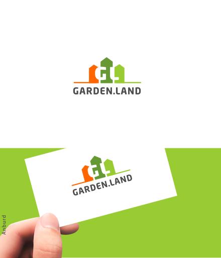 Создание логотипа компании Garden.Land фото f_5665986c7ae68606.png