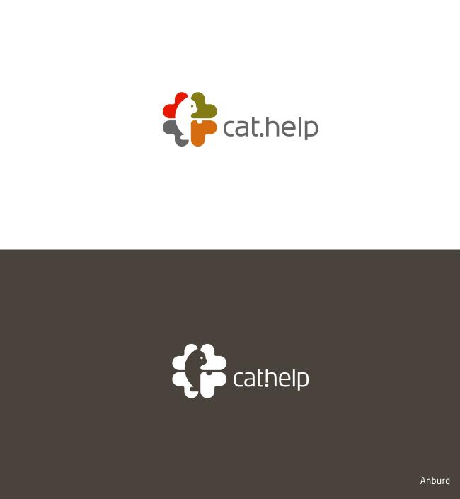 логотип для сайта и группы вк - cat.help фото f_88159e50f0268680.png