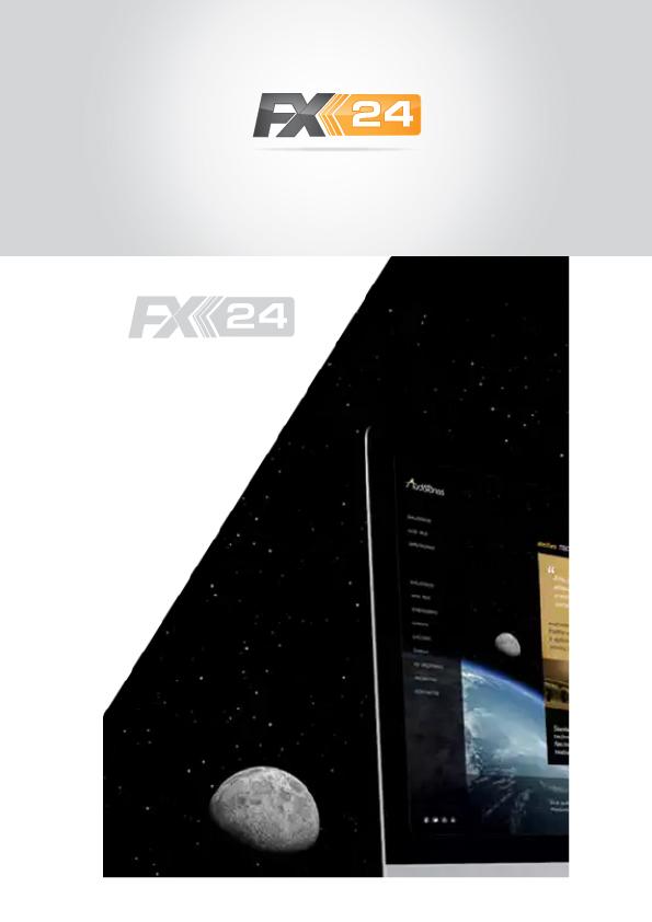 Разработка логотипа компании FX-24 фото f_9985451faed07704.jpg