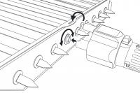 Иллюстрация в инструкции для электро мангала