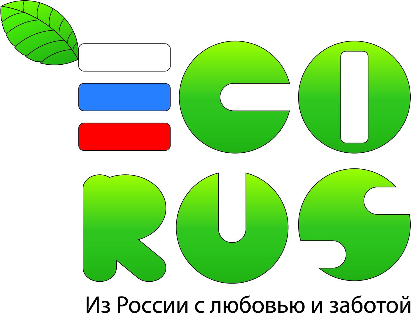 Логотип для поставщика продуктов питания из России в Китай фото f_1555ea77992c8575.jpg
