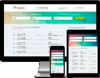 AviaCheap - сервис по поиску авиабилетов