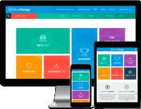 10BestDesign - верстка сайта дизайн агентства
