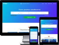 Letigo, Tutorgo, Helpergo - верстка трех сайтов поиска мастеров, автомобилей, репетиторов