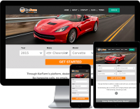 CarFarm - Сервис поиска автомобилей в США