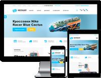 Megashop - адаптивный шаблон интернет магазина для Битрикс маркетплейс с технологией композитный сайт.