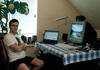 Мой домашний офис :)
