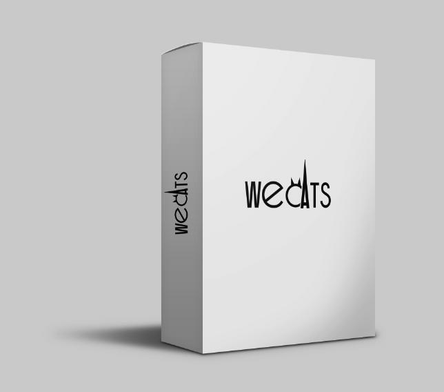 Создание логотипа WeCats фото f_3185f18b390e87ee.png