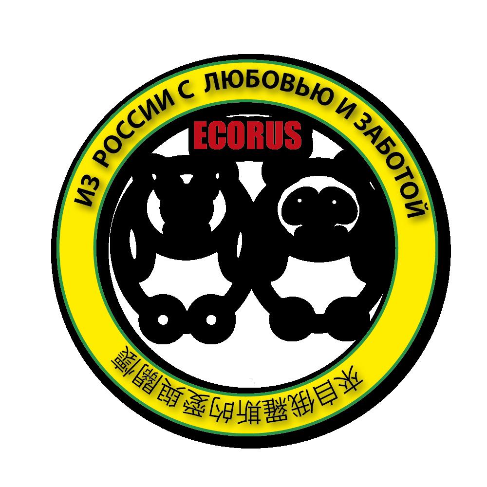 Логотип для поставщика продуктов питания из России в Китай фото f_4945ea81e31bead6.png