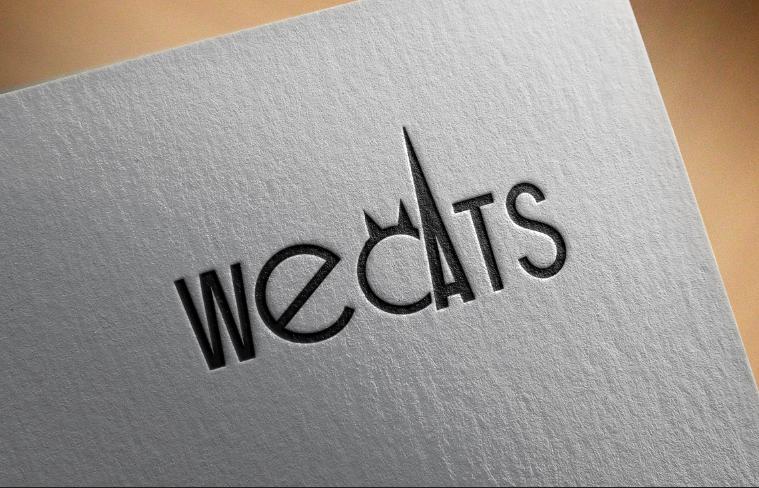 Создание логотипа WeCats фото f_7205f18b370f3e90.png