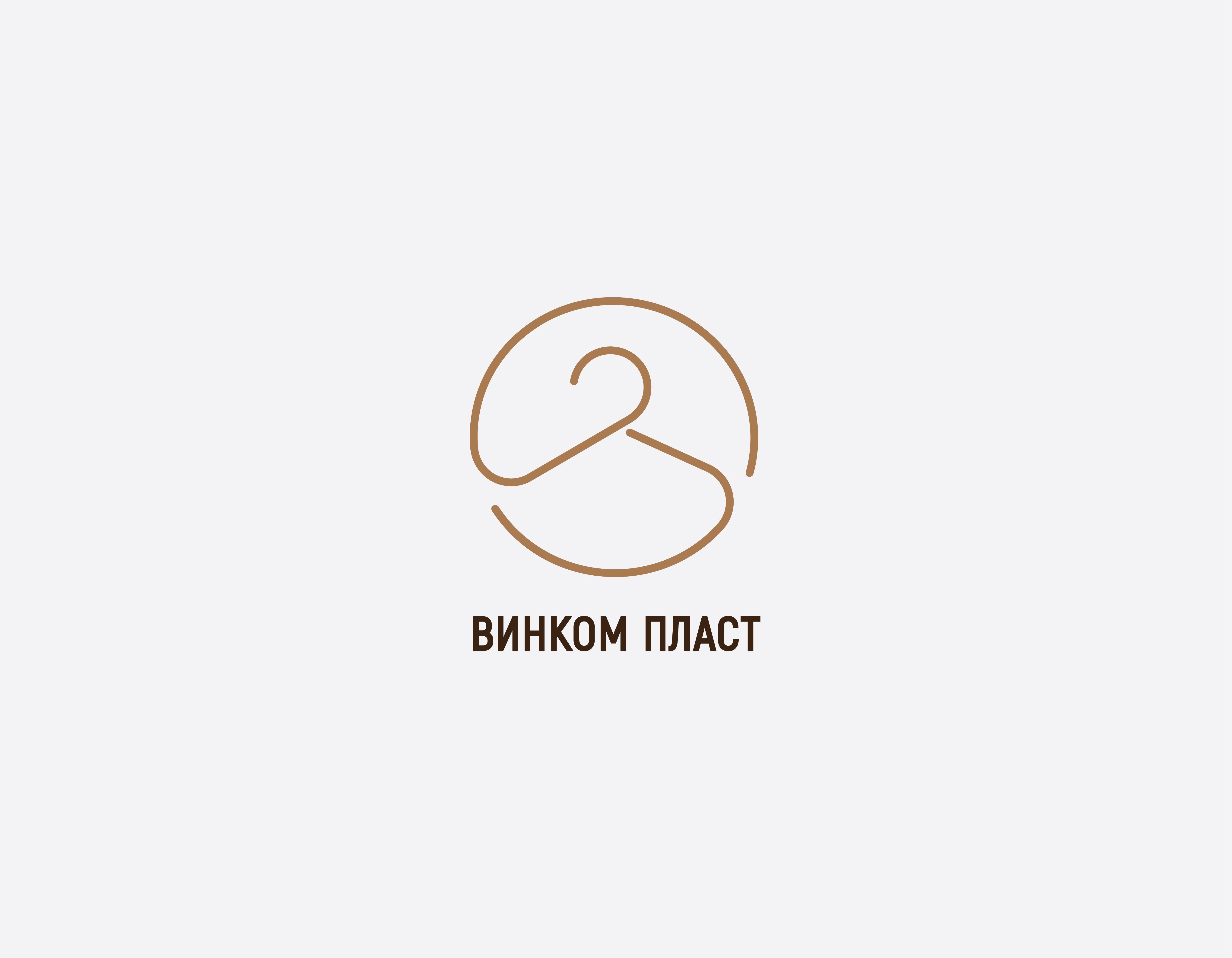 Логотип, фавикон и визитка для компании Винком Пласт  фото f_6525c377b6b268dc.jpg
