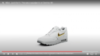 Nike. Just Do It / Техника морфинга в Cinema 4D