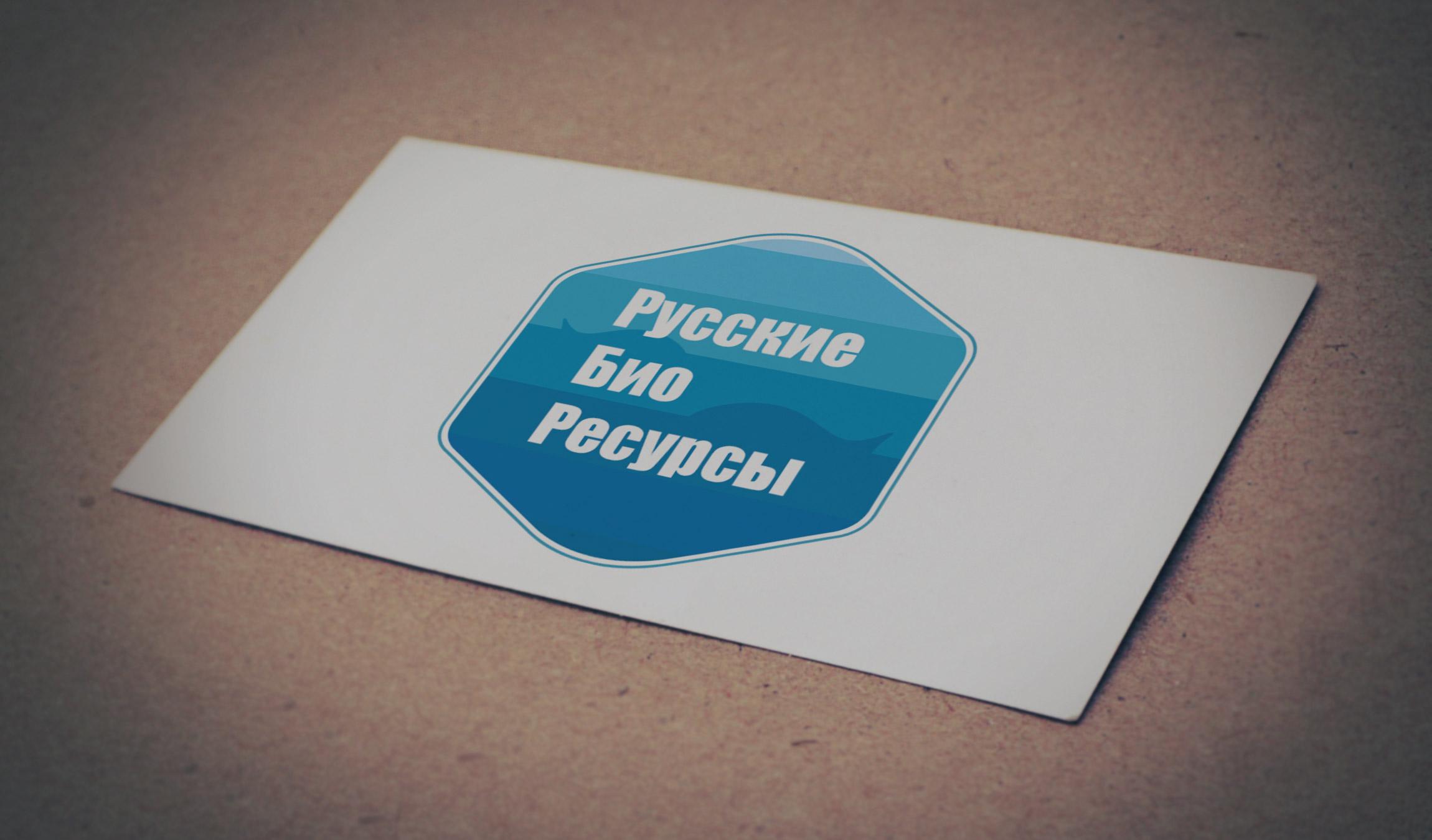 Разработка логотипа для компании «Русские Био Ресурсы» фото f_01958fa48a1b1360.jpg