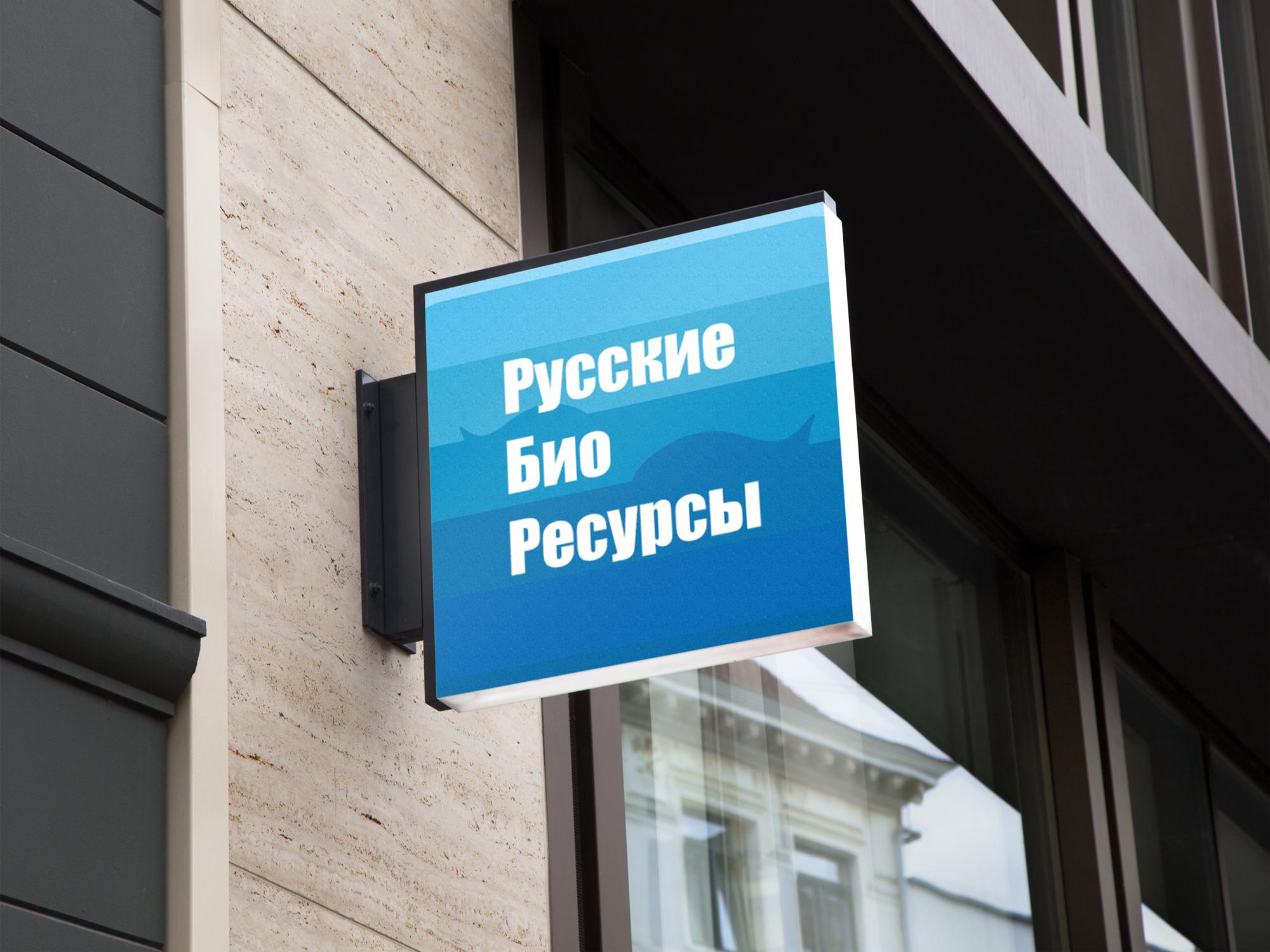Разработка логотипа для компании «Русские Био Ресурсы» фото f_82258fa48a576639.jpg