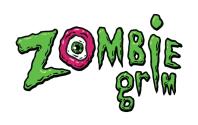 зомби грим