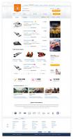 Сайт по продаже автозапчастей