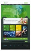 Корпоративный сайт «Sipco»