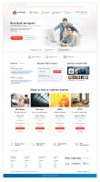 Сайт интернет-провайдера