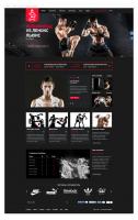 Сайт ассоциации бокса