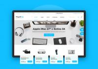 Интернет-магазин «Megashop»