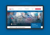 Сайт австрийской клиники