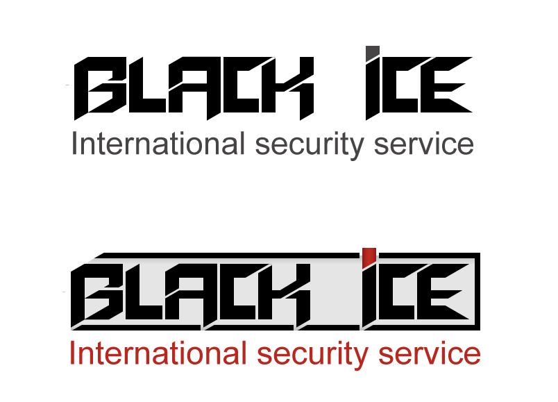 """Логотип + Фирменный стиль для компании """"BLACK ICE"""" фото f_072571a0b84052d1.jpg"""