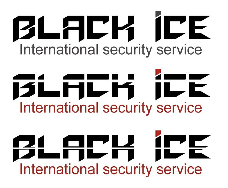 "Логотип + Фирменный стиль для компании ""BLACK ICE"" фото f_3445719c9a1cda28.jpg"