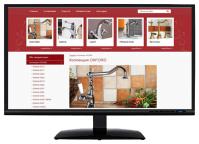 Bugnatese - представительский сайт бренда в Белоруссии