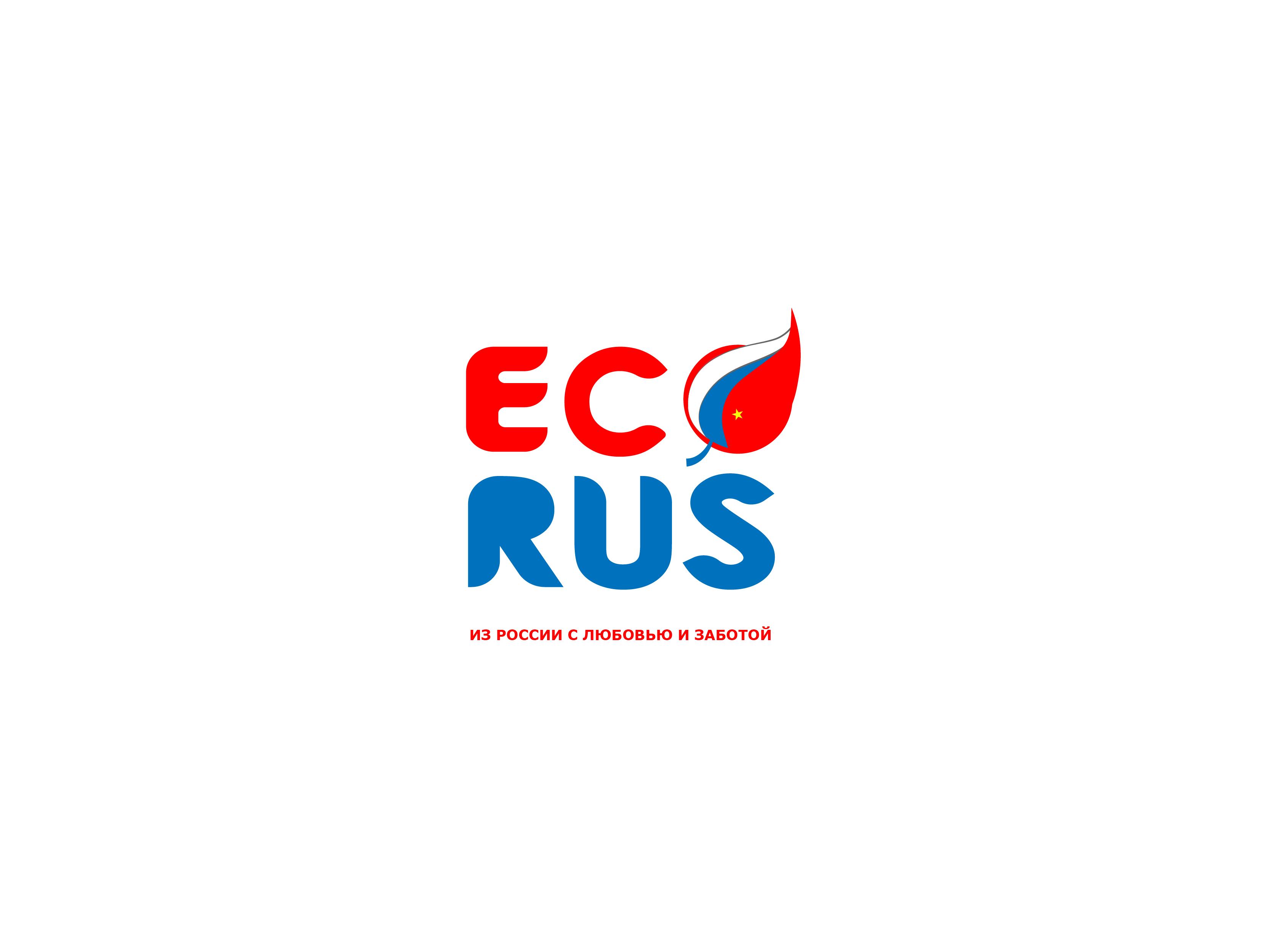 Логотип для поставщика продуктов питания из России в Китай фото f_4595ea856f202e67.png